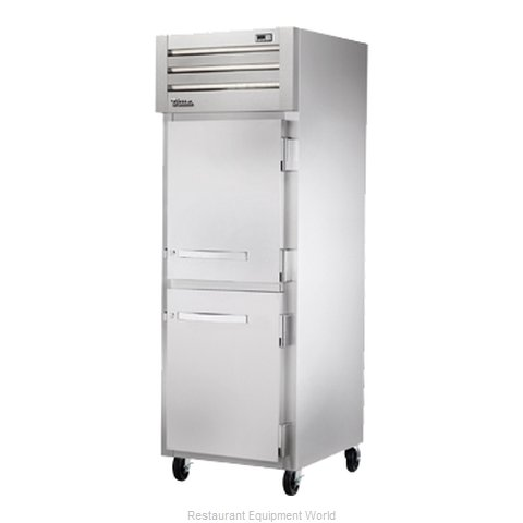 True STG1F-2HS Freezer, Reach-In