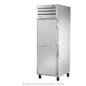 True STG1H-1S Heated Cabinet, Reach-In