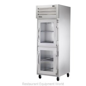 True STG1H-2HG Reach-In Heated Cabinet 1 section