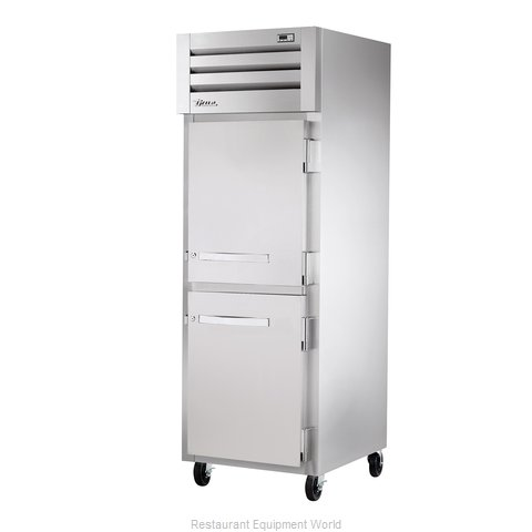 True STG1H-2HS Heated Cabinet, Reach-In