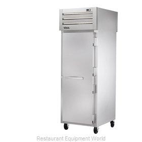 True STG1HPT-1S-1S Heated Cabinet, Pass-Thru