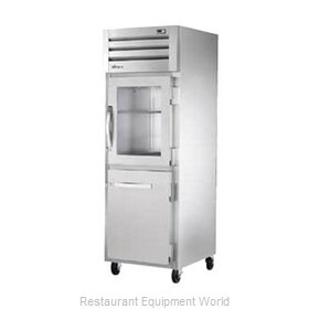 True STG1R-1HG/1HS-HC Refrigerator, Reach-In