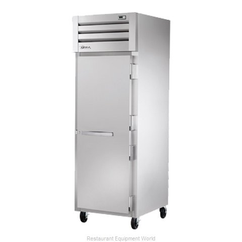 True STG1R-1S Reach-in Refrigerator 1 section