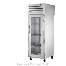 True STG1RPT-1G-1S-HC Refrigerator, Pass-Thru
