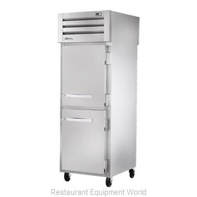 True STG1RPT-2HS-1G-HC Refrigerator, Pass-Thru