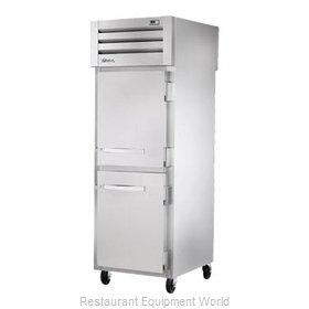 True STG1RPT-2HS-1S-HC Refrigerator, Pass-Thru