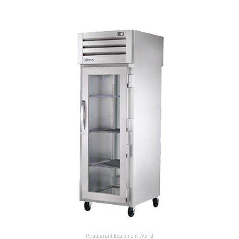 True STG1RPTVLD-1G-1S-HC Refrigerator, Pass-Thru