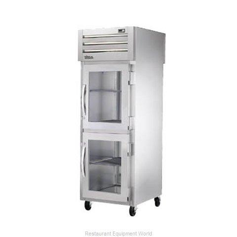 True STG1RPTVLD-2HG-1S-HC Refrigerator, Pass-Thru