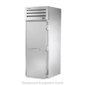 True STG1RRT-1S-1S Refrigerator, Roll-Thru