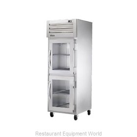 True STG1RVLD-2HG Reach-in Refrigerator 1 section