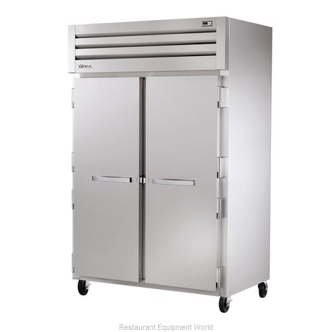 True STG2H-2S Reach-In Heated Cabinet 2 section