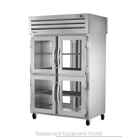 True STG2RPT-4HG-2G-HC Refrigerator, Pass-Thru