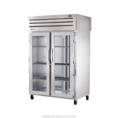 True STG2RPTVLD-2G-2S-HC Refrigerator, Pass-Thru
