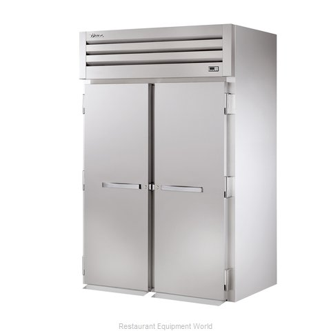 True STG2RRI89-2S Refrigerator, Roll-In