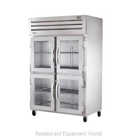 True STG2RVLD-4HG Reach-in Refrigerator 2 sections