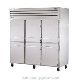 True STG3F-6HS Freezer, Reach-In