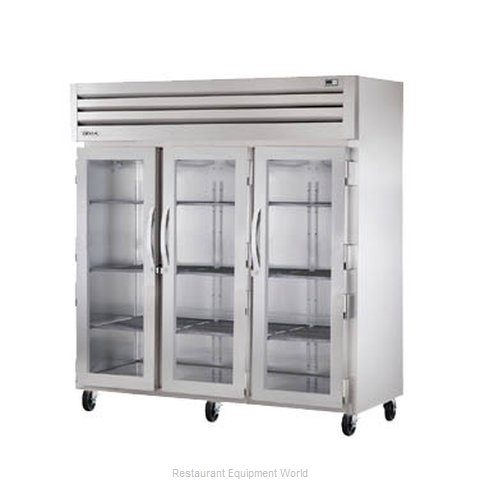 True STG3RVLD-3G Reach-in Refrigerator 3 sections
