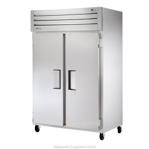 True STM2R-2S Reach-in Refrigerator 2 sections