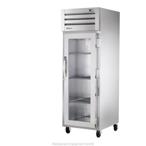 True STR1H-1G Reach-In Heated Cabinet 1 section
