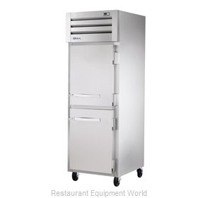 True STR1H-2HS Heated Cabinet, Reach-In