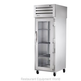True STR1HPT-1G-1S Heated Cabinet, Pass-Thru