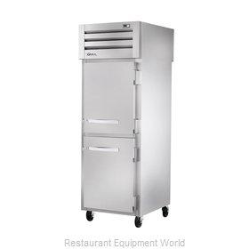 True STR1HPT-2HS-2HG Heated Cabinet, Pass-Thru