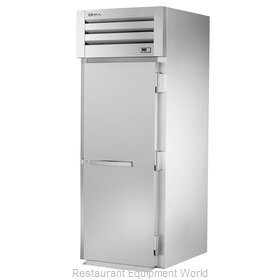 True STR1HRI-1S Heated Cabinet, Roll-In