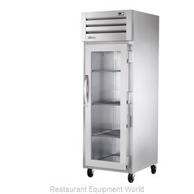 True STR1R-1G Reach-in Refrigerator 1 section