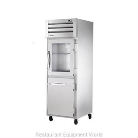 True STR1R-1HG/1HS-HC Refrigerator, Reach-in