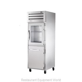 True STR1R-1HG/1HS Reach-in Refrigerator 1 section