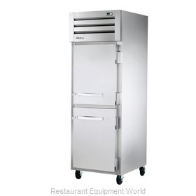 True STR1R-2HS-HC Refrigerator, Reach-in