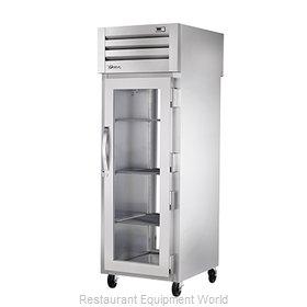 True STR1RPT-1G-1G Pass-Thru Refrigerator 1 section
