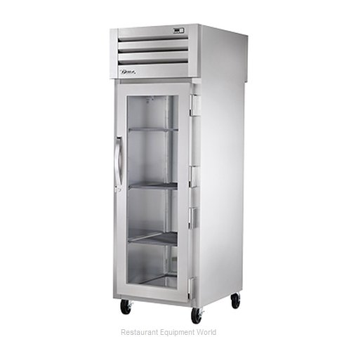 True STR1RPT-1G-1S Refrigerator, Pass-Thru