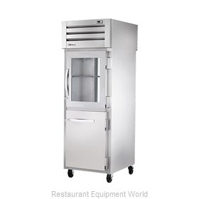 True STR1RPT-1HG/1HS-1G Refrigerator, Pass-Thru
