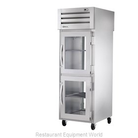 True STR1RPT-2HG-1G-HC Refrigerator, Pass-Thru