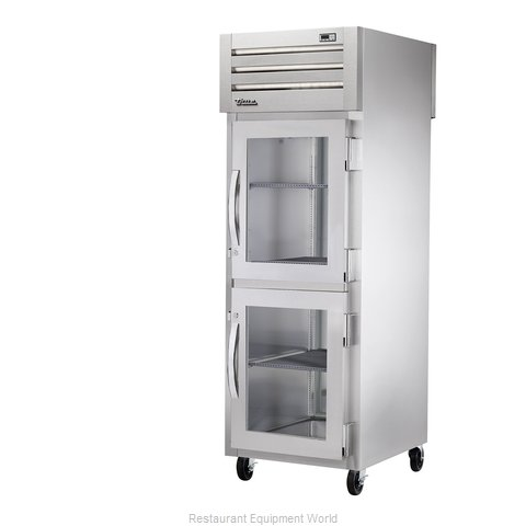 True STR1RPT-2HG-1S Refrigerator, Pass-Thru