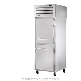 True STR1RPT-2HS-1G Pass-Thru Refrigerator 1 section