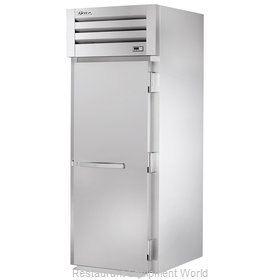True STR1RRI89-1S Refrigerator, Roll-In