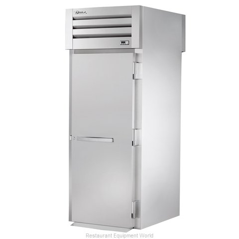 True STR1RRT-1S-1S Refrigerator, Roll-Thru