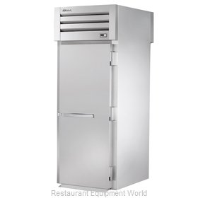 True STR1RRT-1S-1S Refrigerator, Roll-Thru
