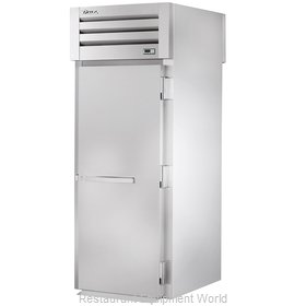 True STR1RRT89-1S-1S Refrigerator, Roll-Thru