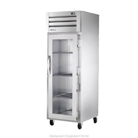 True STR1RVLD-1G Reach-in Refrigerator 1 section (Magnified)