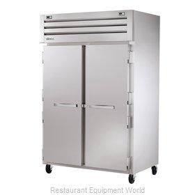 True STR2DT-2S Refrigerator Freezer, Reach-In