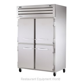True STR2DT-4HS Refrigerator Freezer, Reach-In