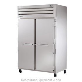 True STR2H-2S Heated Cabinet, Reach-In