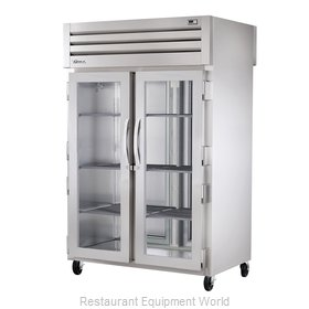 True STR2HPT-2G-2S Pass-Thru Heated Cabinet 2 section