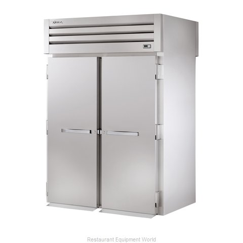 True STR2HRT-2S-2S Heated Holding Cabinet Roll-Thru