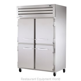 True STR2R-4HS Refrigerator, Reach-In