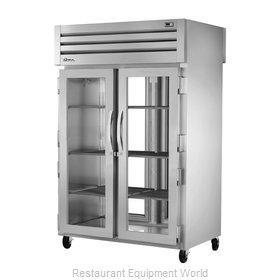 True STR2RPT-2G-2G-HC Refrigerator, Pass-Thru