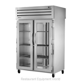 True STR2RPT-2G-2S-HC Refrigerator, Pass-Thru